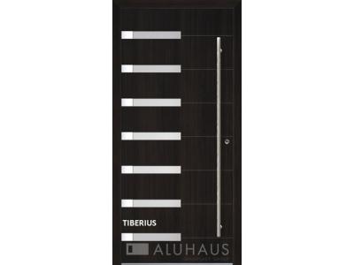 Tiberius vchodové hliníkové dvere do domu oknoplast prymat Košice Bardejov Prešov Vzorový dom.jpg